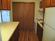 Kitchen - Unit TWO BEDROOM