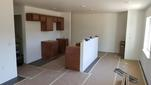 Kitchen Under Construction - Unit UPPER