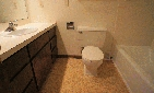 Bathroom - Unit 2600