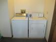 Laundry - Unit 2 Bedroom